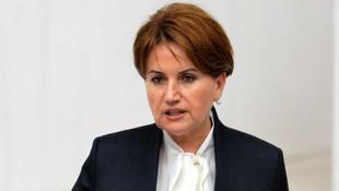 AK Parti'den Meral Akşener'e zeytin dalı !