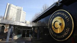 Türkiye'den AB Komisyonu Başkanı'na sert cevap