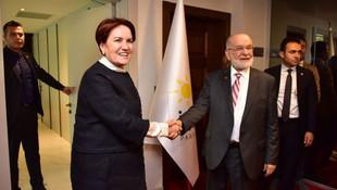Meral Akşener ittifak için şartını açıkladı
