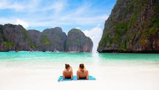 Dünyanın en ünlü plajı tarih oldu, turiste kapatılıyor
