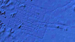 Şok iddia ! Google Earth'te Atlantis'i buldular !