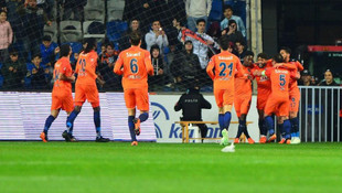 Başakşehir - Malatyaspor: 1-0
