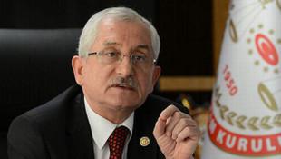 YSK Başkanı Güven'den imza açıklaması