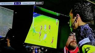 Türkiye'de ilk kez VAR kullanıldı, 7 gol oldu