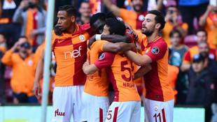 Galatasaray - Malatyaspor: 2-0