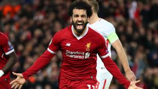 Premier Lig'de Salah çılgınlığı ! Rekor kırdı...