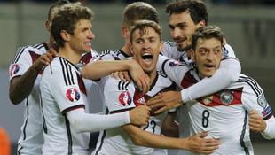 Almanya Milli Takımı kadrosu belli oldu !