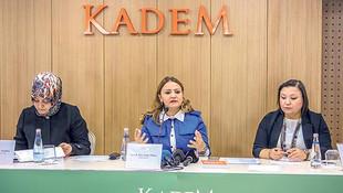 """KADEM'in araştırması: ''Her 3 kadından 1'i """"kadın adaya"""" oy verecek''"""