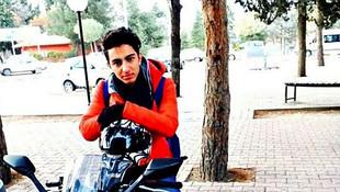 Liseli gencin motosiklet hevesi ölümle bitti