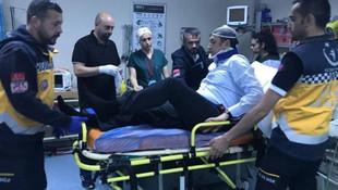 TEM'de CHP'li vekiller ölümden döndü !