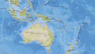 6.2 büyüklüğünde depremle sallandılar