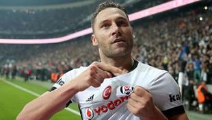 Tosic'ten Beşiktaşlıları duygulandıran veda