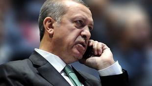 Cumhurbaşkanı Erdoğan'dan sürpriz görüşme !
