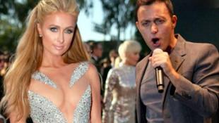 Paris Hilton'a Mustafa Sandal eşlik edecek