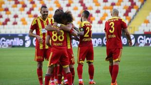 Gol düellosu Malatyaspor'un !