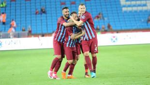 Trabzonspor - Karabükspor: 3-0