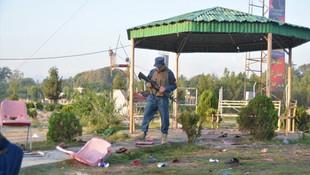 Stadyumda bombalı saldırı: 8 ölü !