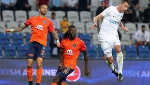 Başakşehir - Kasımpaşa: 3-2