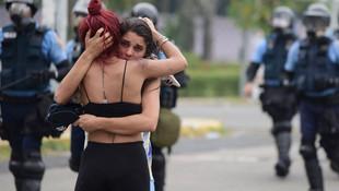 Porto Riko'da olaylı 1 Mayıs