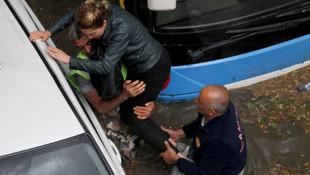 Ankara'yı sel esir aldı, hayat durma noktasına geldi