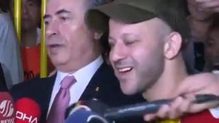 Mustafa Cengiz'den açıklama ! Rıza Kocaoğlu...