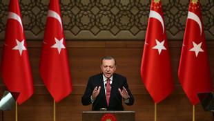 Erdoğan'dan Kudüs açıklaması: ''Kararlıyız''