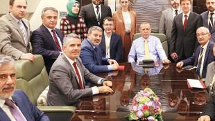 Erdoğan'dan liste açıklaması: Adaylardan taahhüt aldık