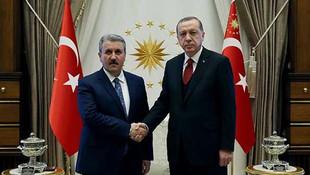 BBP lideri Mustafa Destici Cumhur İttifakı'ndan çekiliyor mu ?