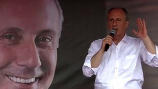 Muharrem İnce'den Erdoğan'a döviz çağrısı