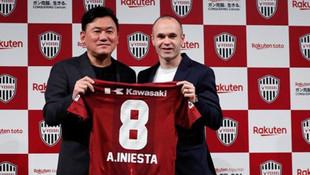 Iniesta'nın yeni takımı belli oldu !