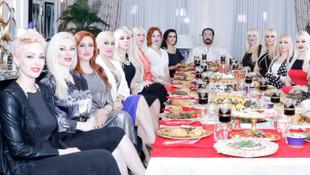 Adnan Oktar'ın iftar sofrasını paylaştılar