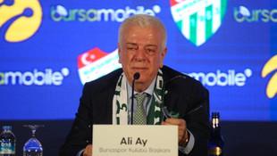 Ali Ay: Allah bana nasip etmesin