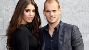 Sneijder ve Yolanthe boşanıyor !