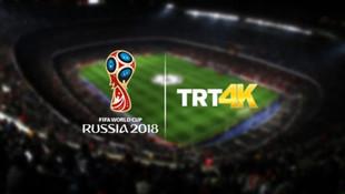 Dünya Kupası 4K izlenecek !