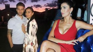 Ebru Şancı eşine mesaj atan kadını ifşa etti