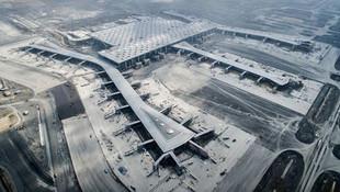 Yeni Havalimanı'nda özel önlem !