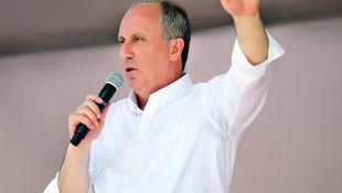 Muharrem İnce'den Erdoğan'a çok sert sözler