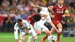 Ramos'tan Salah açıklaması !