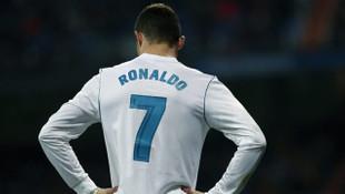 Ronaldo'dan şok eden açıklama !