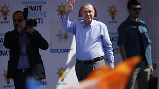 Cumhurbaşkanı Erdoğan'dan mitingde üniversite gafı