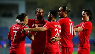 Türkiye, İran'ı 2 golle geçti