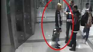 Atatürk Havalimanı'nda polisleri şoke eden yolcu