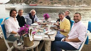 Arsene Wenger Türkiye'ye geldi !