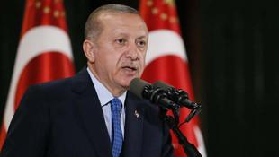Cumhurbaşkanı Erdoğan: ''Tek merci haline getiriyoruz''