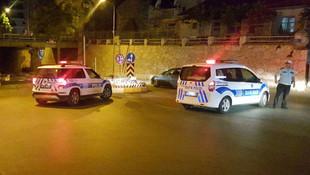 Polisin zor anları... Çevreye saldırdılar !