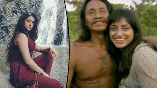 Belgesel için gittiği kabilede biriyle evlendirildi !