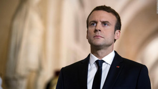 Macron: ''Savaşa neden olabilir''