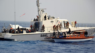 Tekne arızası hayatlarını kurtardı