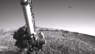 Mars'ta yaşam gizleniyor mu ? Tartışma yaratacak fotoğraf