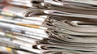 İşte gazetelerin bugünkü manşetleri... Gazete 1. sayfaları için tıklayın...